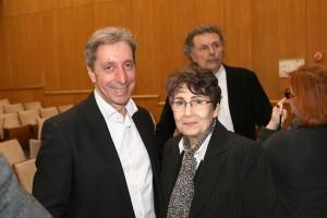 Θανάσης Δημόπουλος & Μαριάννα Λάμπρου